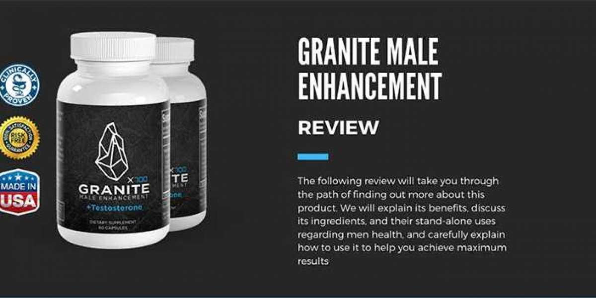 What Are The Famous Ingredients & No Any Side-Effects Of Granite?