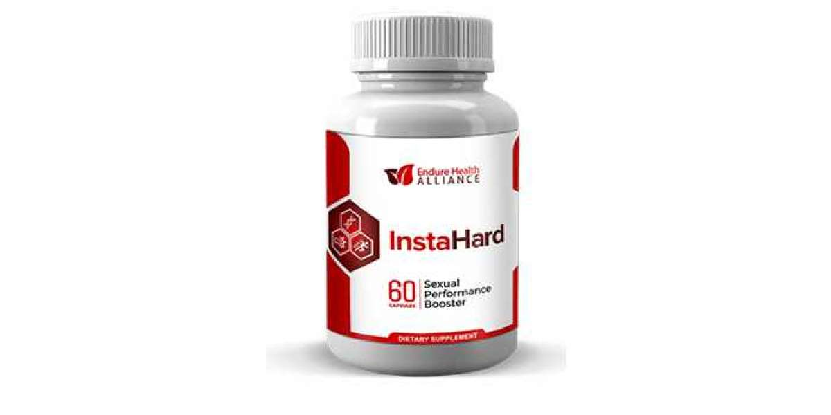 InstaHard Male Enhancement Reviews (2021)– Are These Pills Safe to Use!
