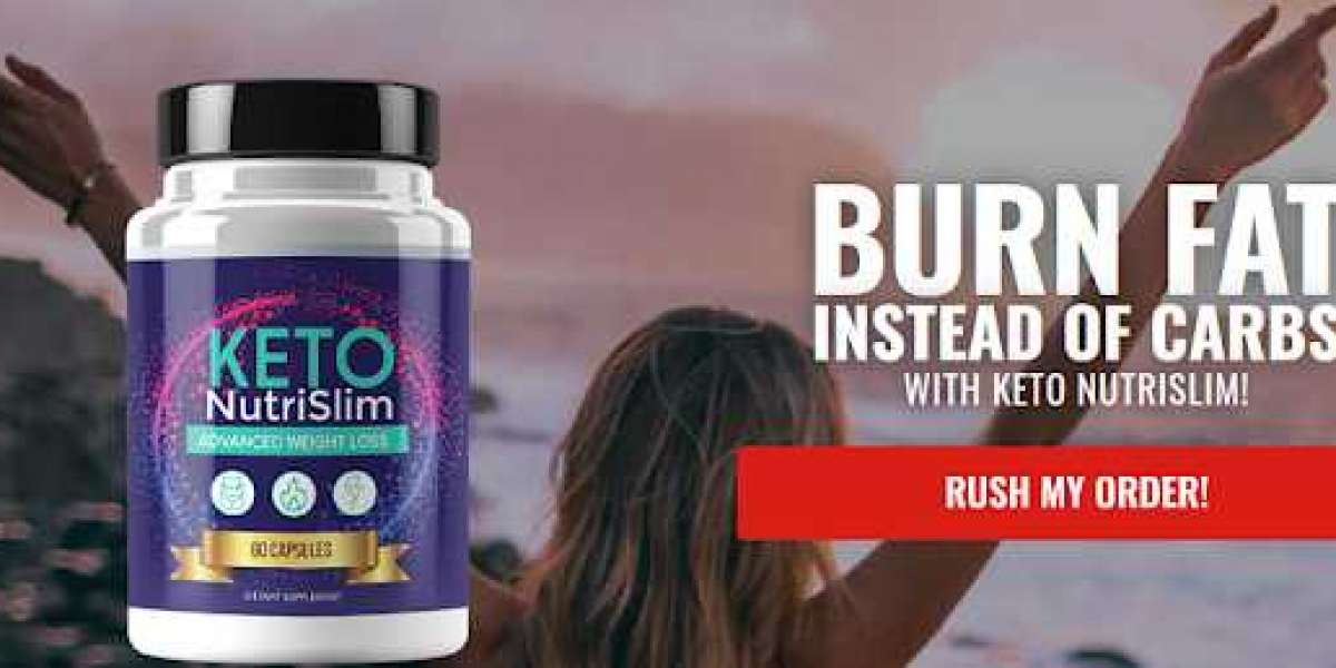 NutriSlim Keto Weight Loss Pills
