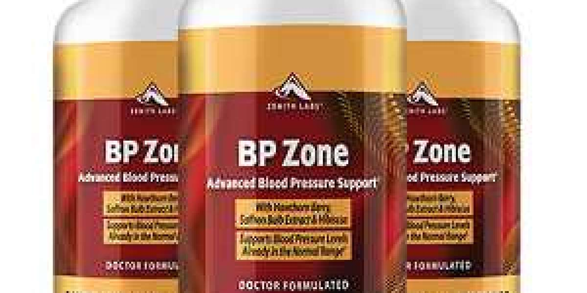 BP Zone Supplement Reviews- It's Really Work?