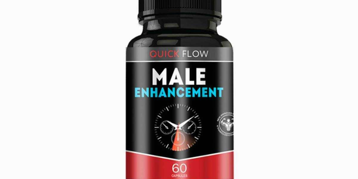 Quick Flow Male Enhancement Pills On The Market Hurry Up!