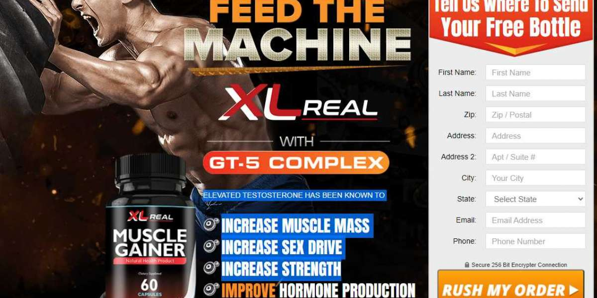 Get Better Xl Real Muscle Gainer Results By Following 3 Simple Steps