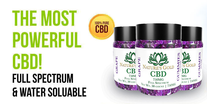 How Does Nature's Gold Cbd Gummies Product Work In The Body?