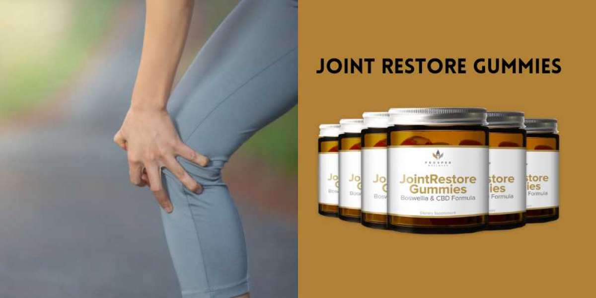 Here Is The Honest Review Of Joint Restore Gummies Pills