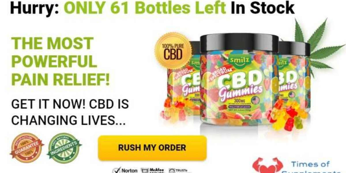 How Is Smilz Cbd Gummies A Useful Product For People?