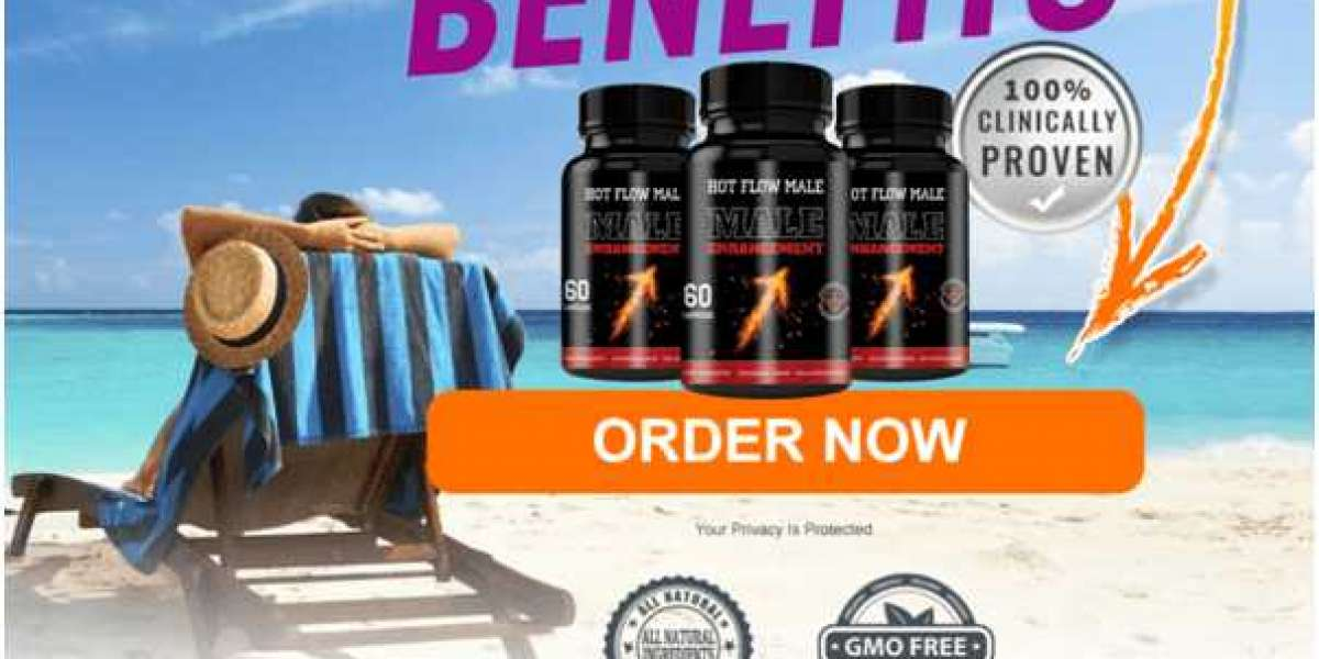 Hot Flow Male Enhancement Reviews: Price For Sale With Exciting Offer!