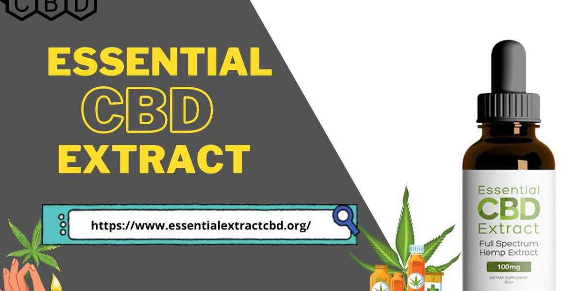 Essential CBD Extract: How does Essential CBD Extract work