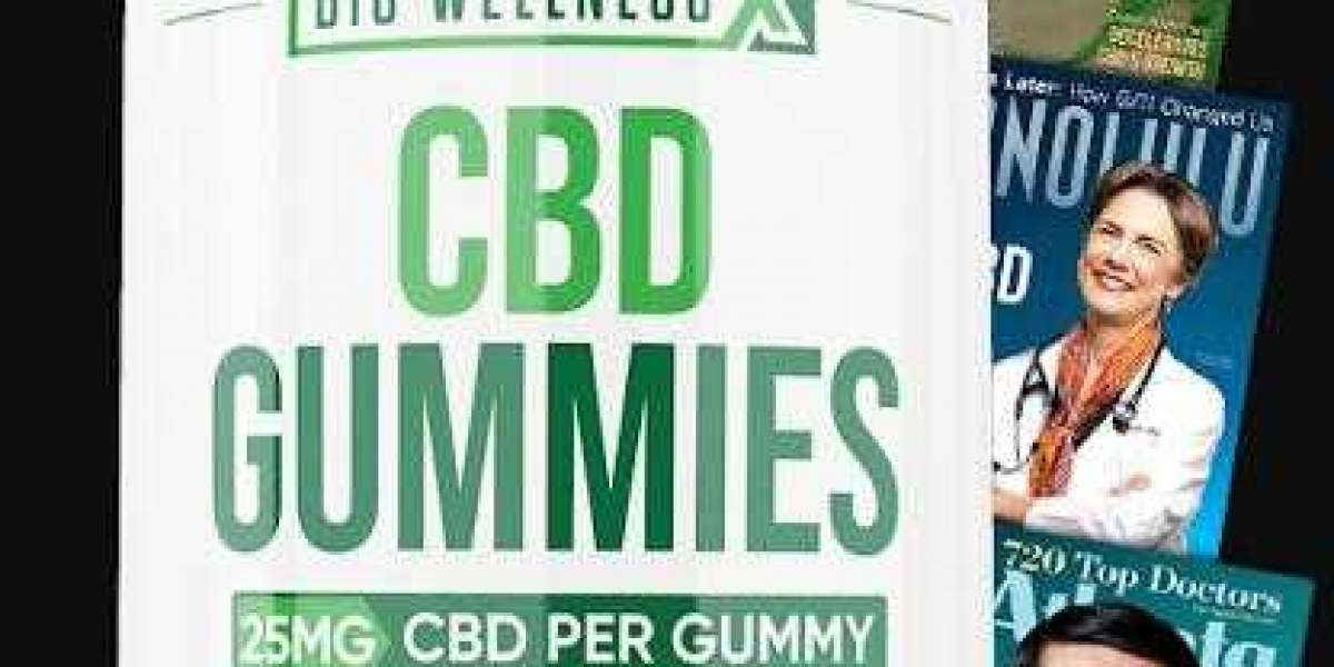 Bio Wellness CBD Gummies Reviews: Price For Sale With Exciting Offer!