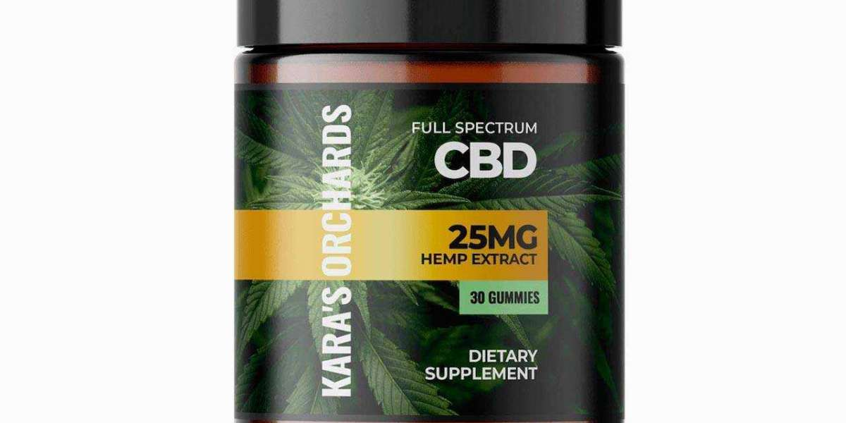 What Is The Kara's Orchards CBD Gummies – It's (Safe To Use)?