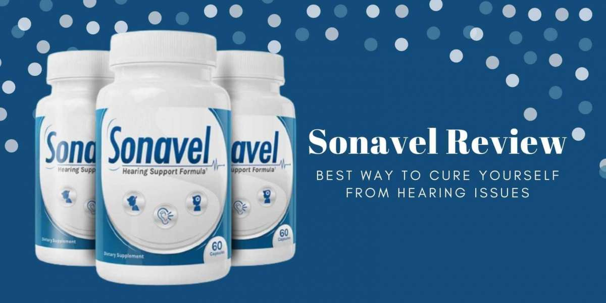 Use Sonavel - Get Relief From Hearing Problem