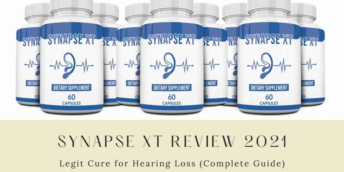 Legit Cure for Hearing Loss Synapse XT (Complete Review)
