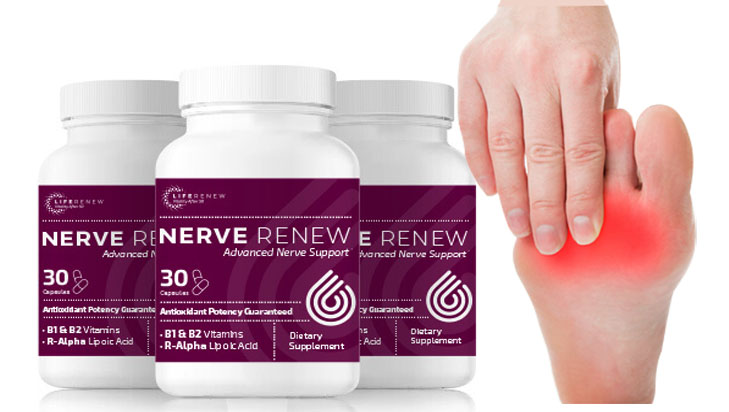 Nerve Renew (2021) Amazing Supplement for Cure Nerve System