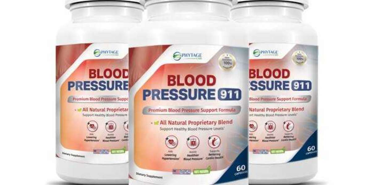 Blood Pressure 911 Can Reduce Blood Pressure Level Naturally?