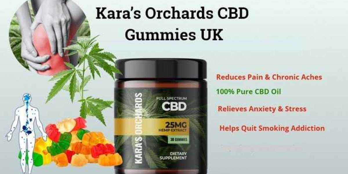Kara's Orchards CBD Gummies Reviews - (Anxiety Killer), Benefits, Cost And Price!!