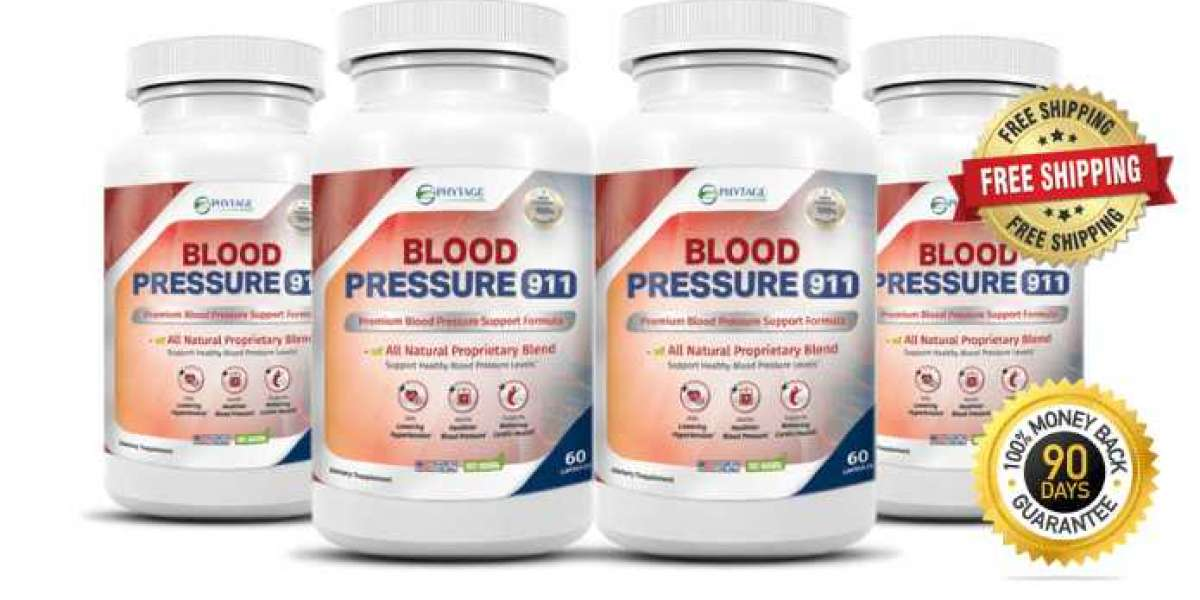 Which Effective Ingredients Mixed In Blood Pressure 911?
