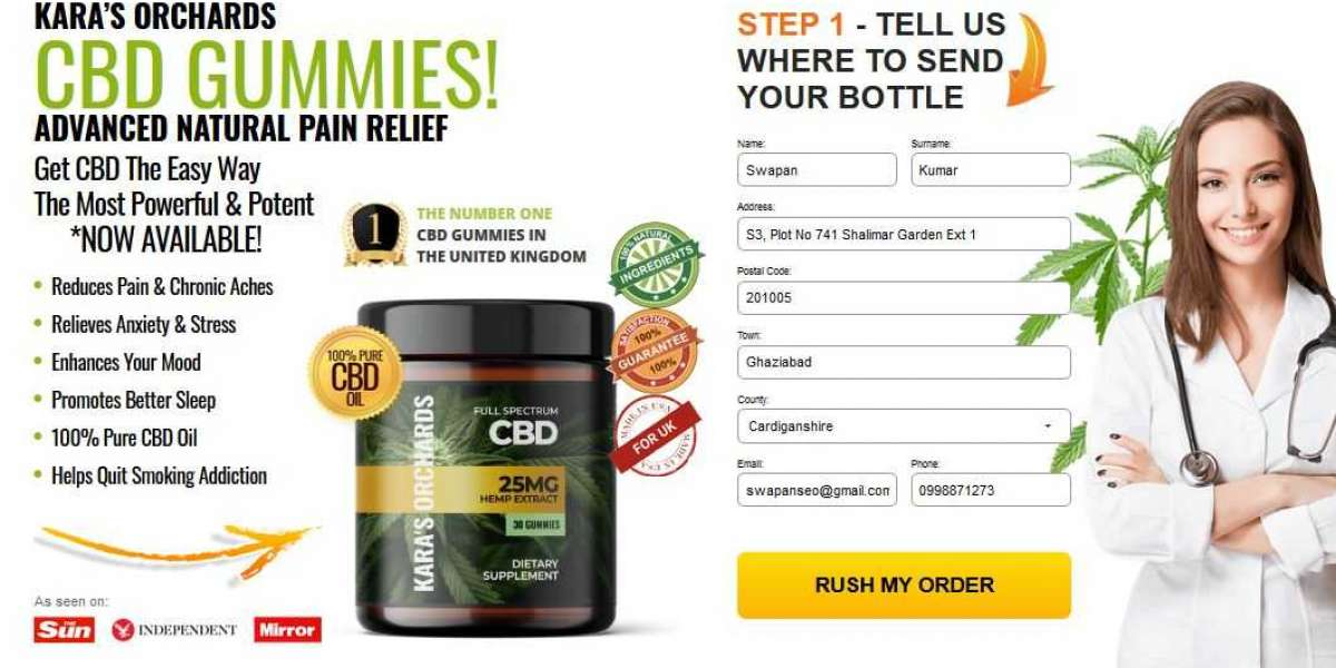 Karas Orchards CBD Gummies : Reviews, Benefits, {2021} Side Effects, Offers And Where To Buy ?