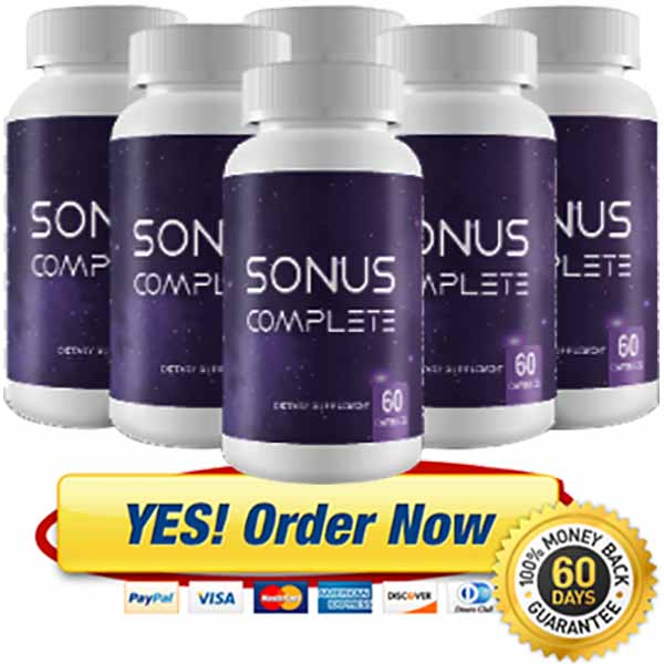 What is Sonus Complete? Ingredients, Advantage and Side Effects