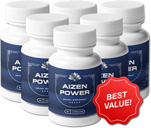 Aizen Power Reviews (2021) Does Work or Scam? Free Shipping
