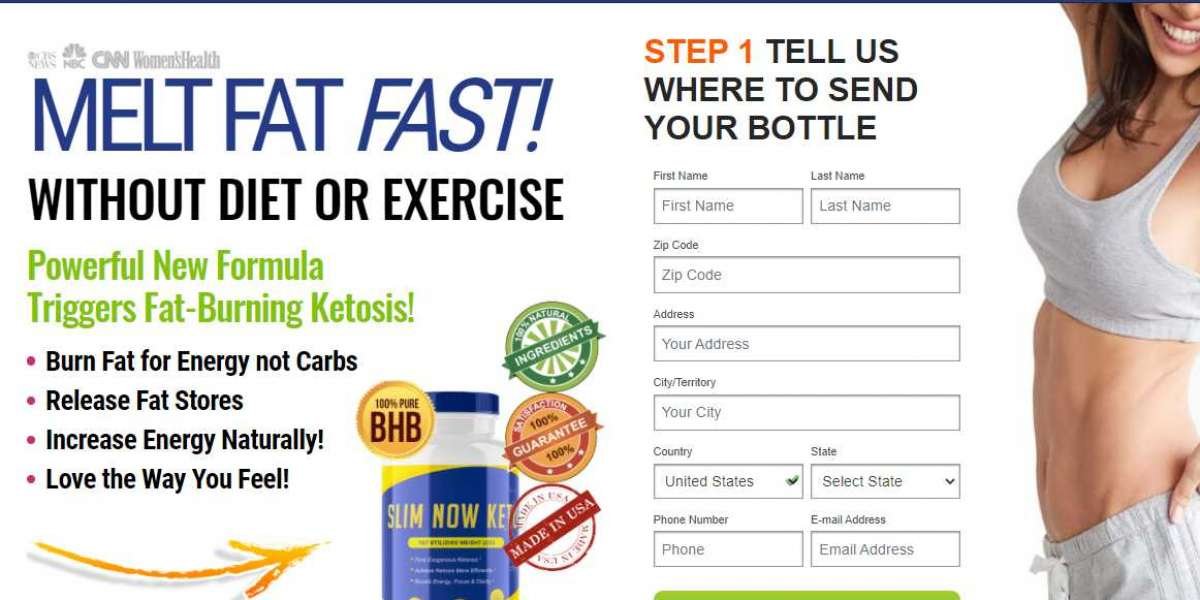 Slim Now Keto Canada-Benefits and price.