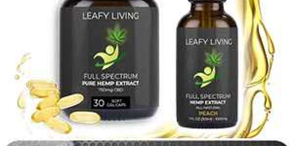 Leafy Living CBD (Must Read): Benefits, Ingredients & Does it work?