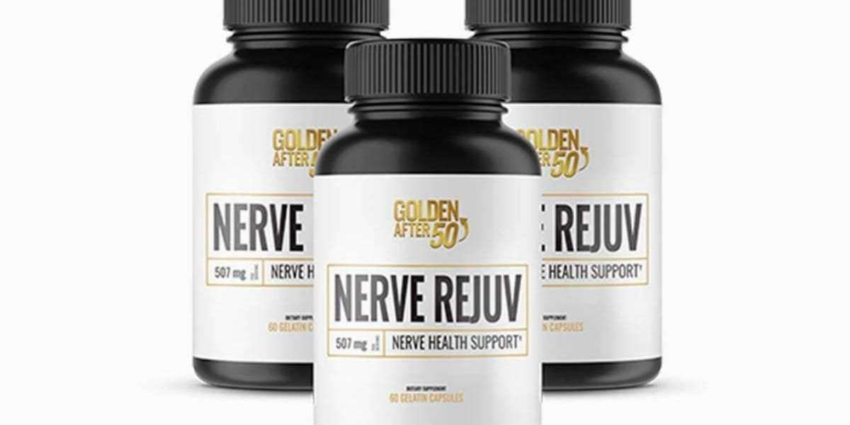 Nerve Rejuv Reviews (2021) – Are These Pills Safe To Use?