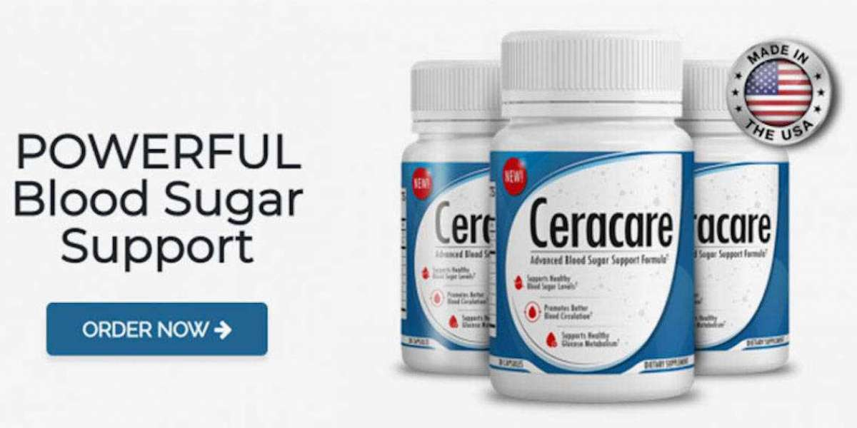How Do CeraCare Control Blood Sugar Levels?