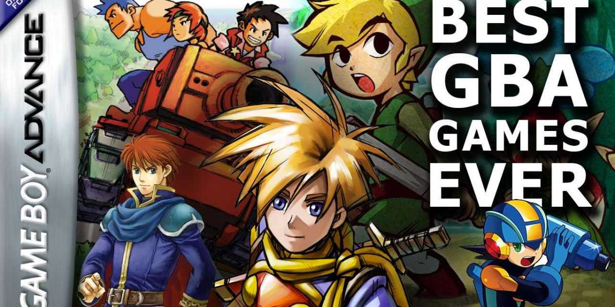 The 30 Best GBA Games (Game Boy Advance) of All Time 2021