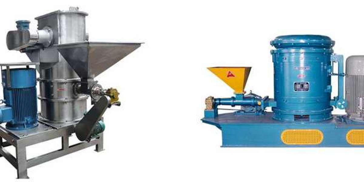 Superfine Mill Machine : Working Principle and Application