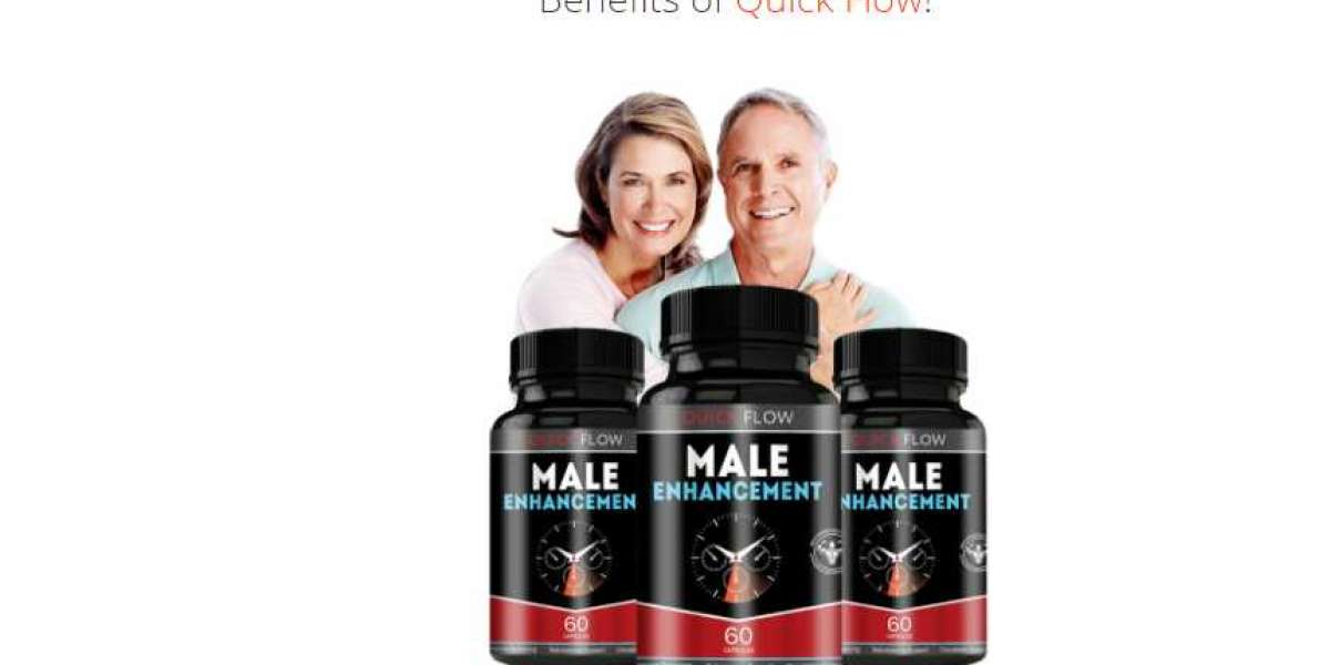 How Does Quick Flow Male Enhancement Work?