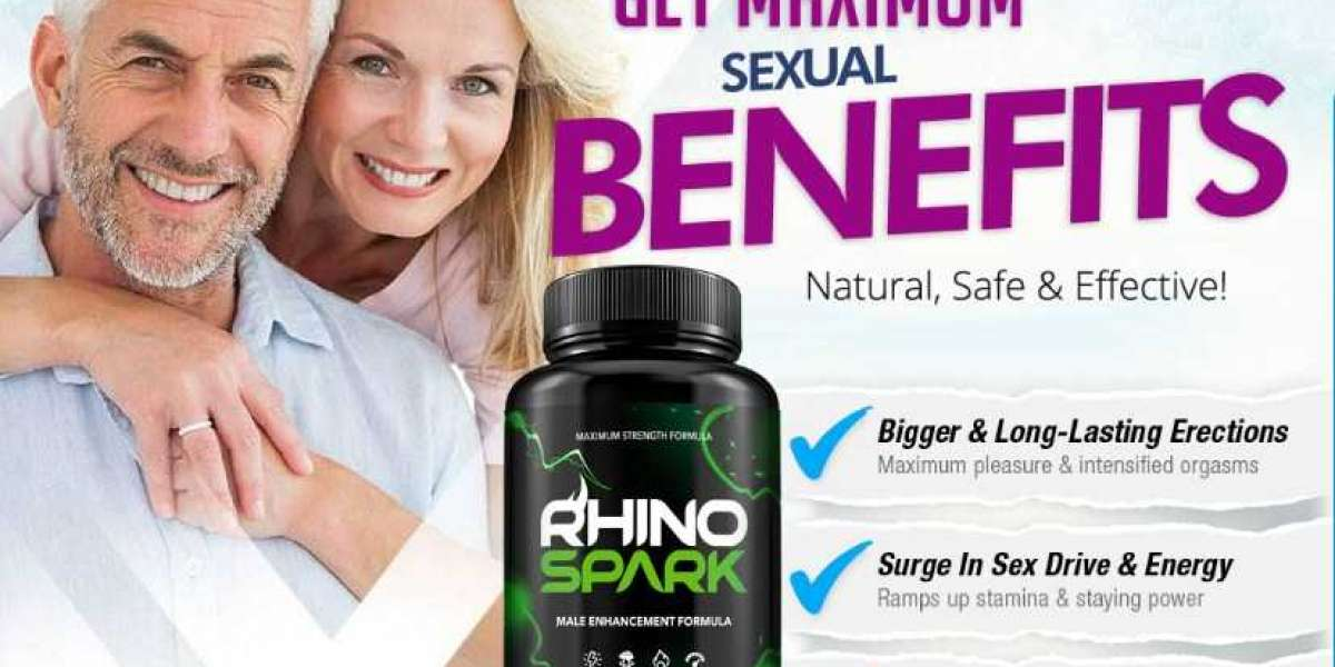 How Does Rhino Spark Pills Improve The Body?