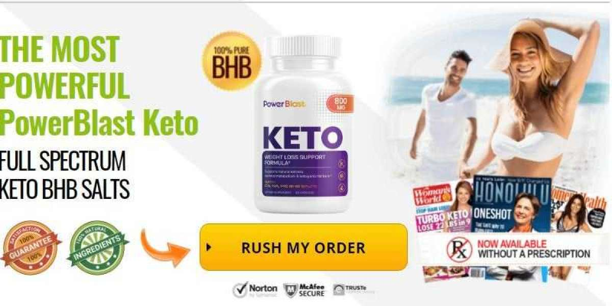 What Are The Power Blast Keto Ingredients?