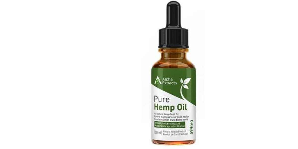 What Are The Elements Added In Alpha Extracts Hemp Oil?