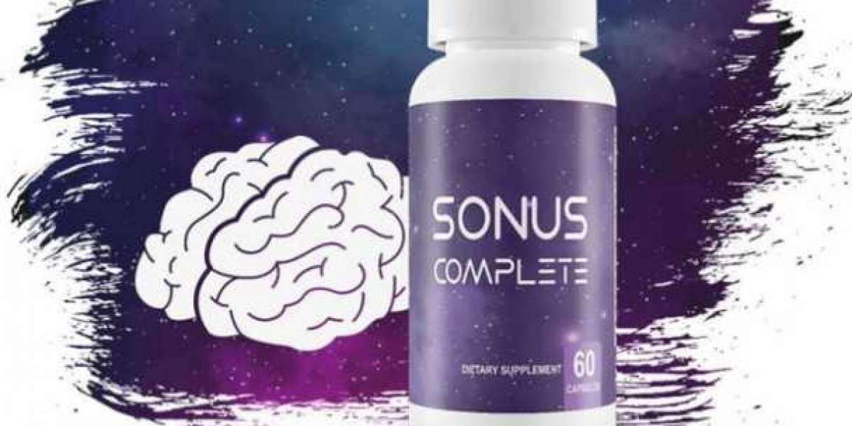 Sonus Complete Formula Begins With Clearing And Repairing The Brain System